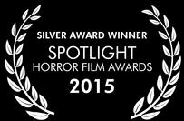2015-11-SpotlightHorrorFest-SilverAwardLaurels